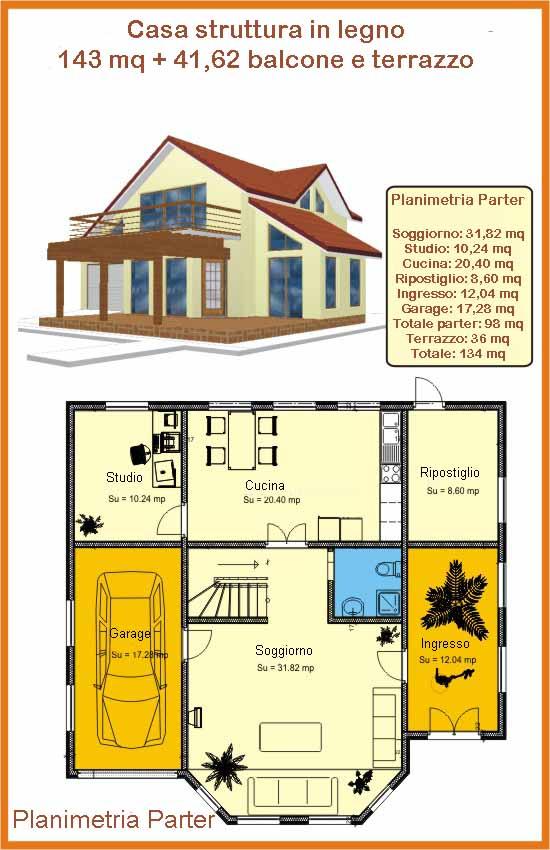 Modelli di case lavoriediliecologici for Modello di casa